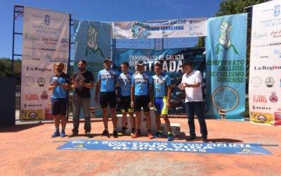 Javier Busto nuevo Campeón Gallego Master