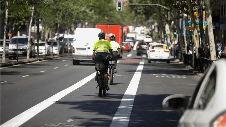 Carriles bici: la receta del legislador para frenar la violencia vial